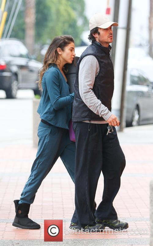 Nikki Reed and Ian Somerhalder 5