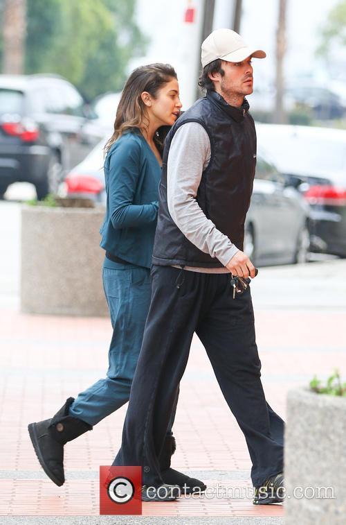 Nikki Reed and Ian Somerhalder 6