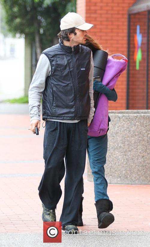 Nikki Reed and Ian Somerhalder 1