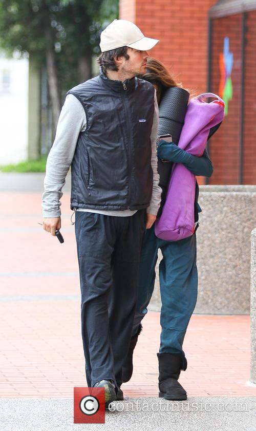 Nikki Reed and Ian Somerhalder 9