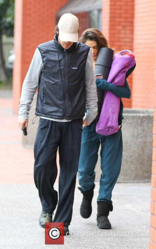 Nikki Reed and Ian Somerhalder 11