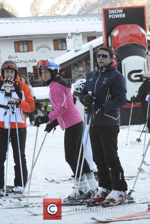 Matteo Renzi and Agnese Landini 3