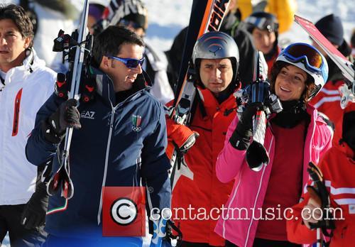 Matteo Renzi and Agnese Landini 8