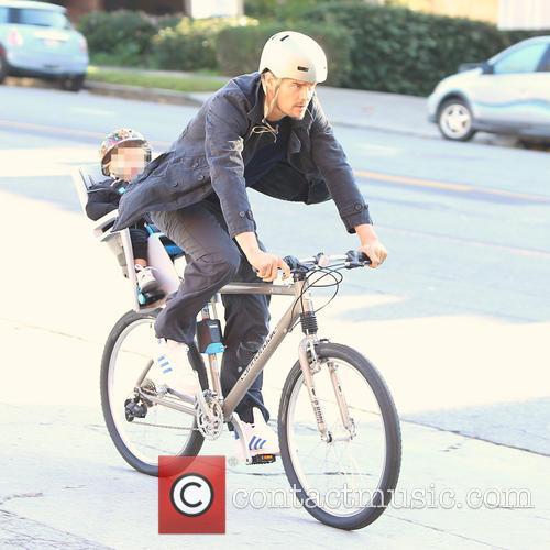 Josh Duhamel and Axl Duhamel 4