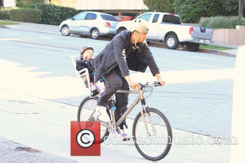 Josh Duhamel and Axl Duhamel 6