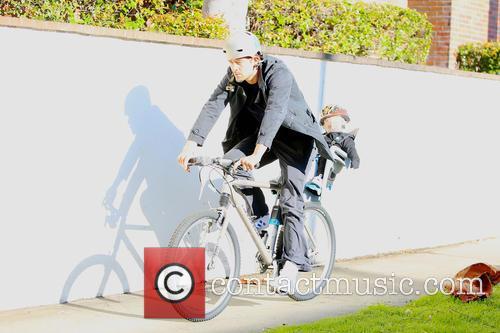 Josh Duhamel and Axl Duhamel 8