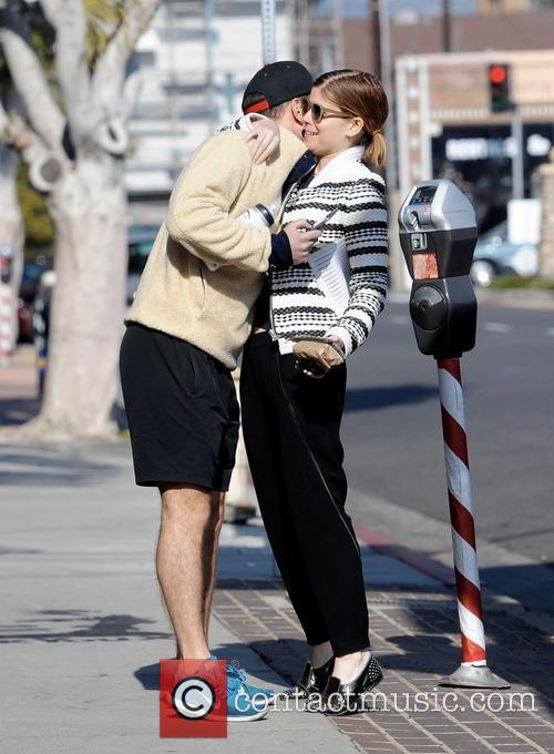 Kate Mara out and about in Los Angeles