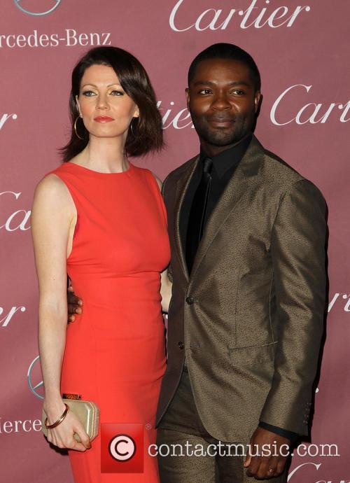 David Oyelowo and Jessica Oyelowo 4