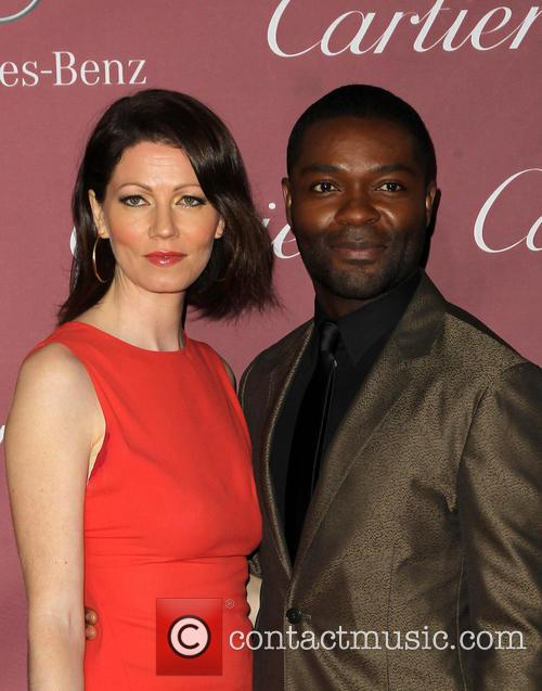 David Oyelowo and Jessica Oyelowo 1