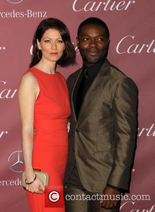 David Oyelowo and Jessica Oyelowo 6