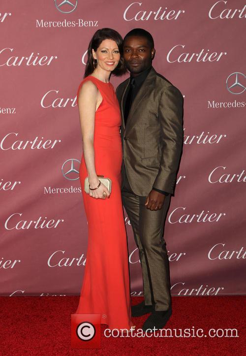 David Oyelowo and Jessica Oyelowo 8