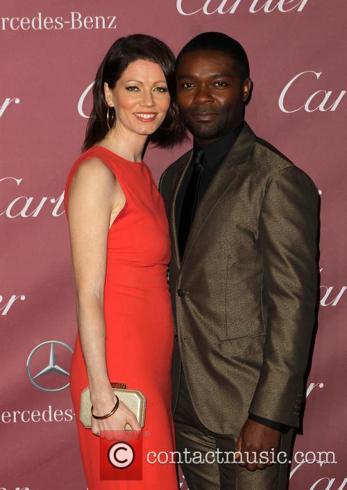 David Oyelowo and Jessica Oyelowo 9