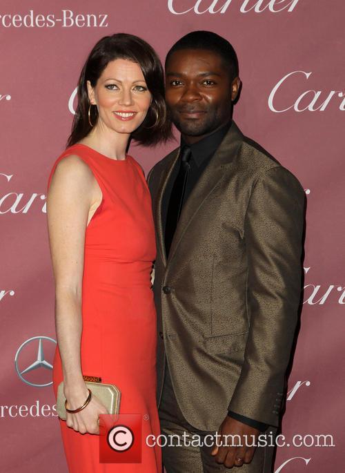 David Oyelowo and Jessica Oyelowo 11
