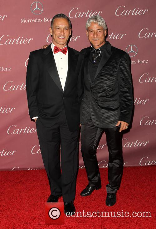 Greg Louganis and Johnny Chaillot 3