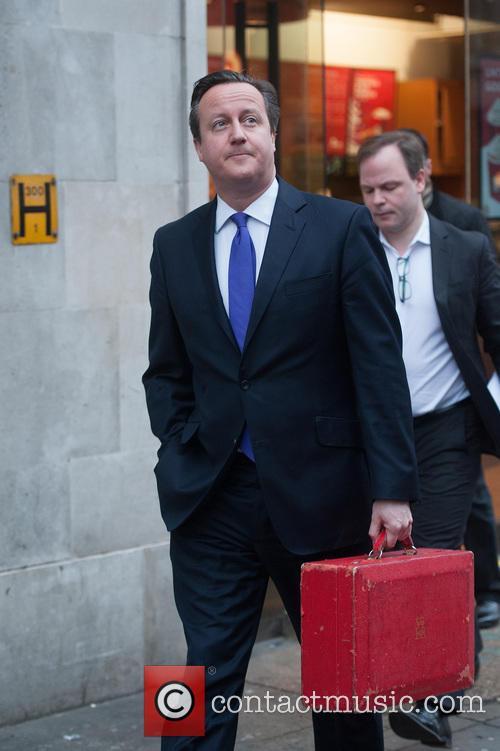 David Cameron and Craig Oliver 3