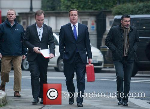 David Cameron and Craig Oliver 5