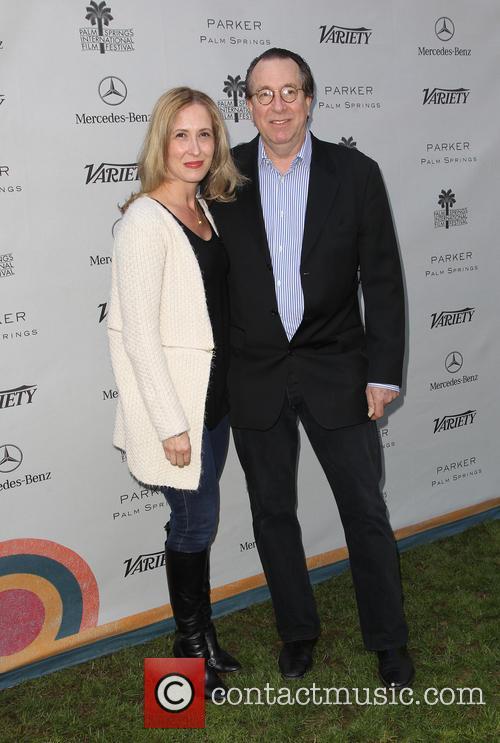 Michelle Sobrino and Steven Gaydos 2