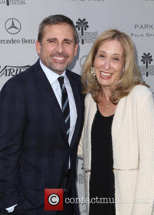 Steve Carell and Michelle Sobrino 2