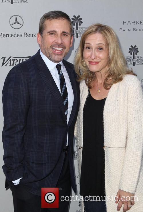 Steve Carell and Michelle Sobrino 3