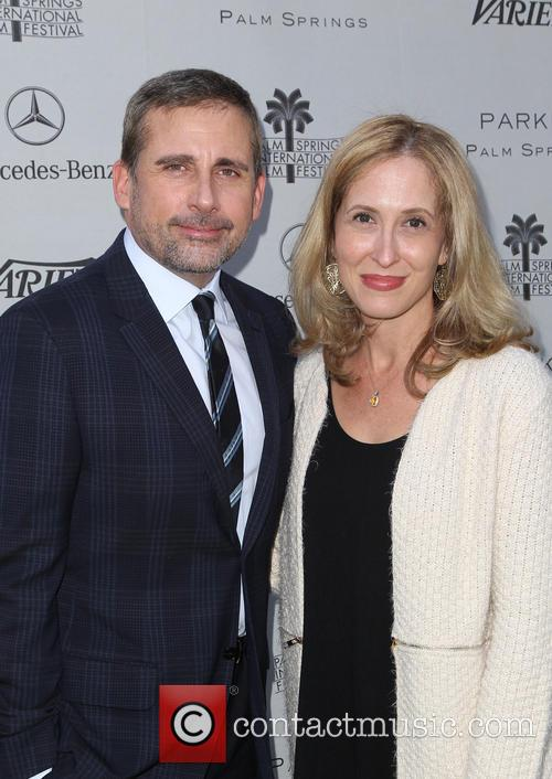 Steve Carell and Michelle Sobrino 9