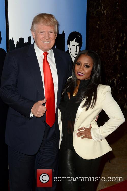 Donald Trump and Keshia Knight Pulliam 11