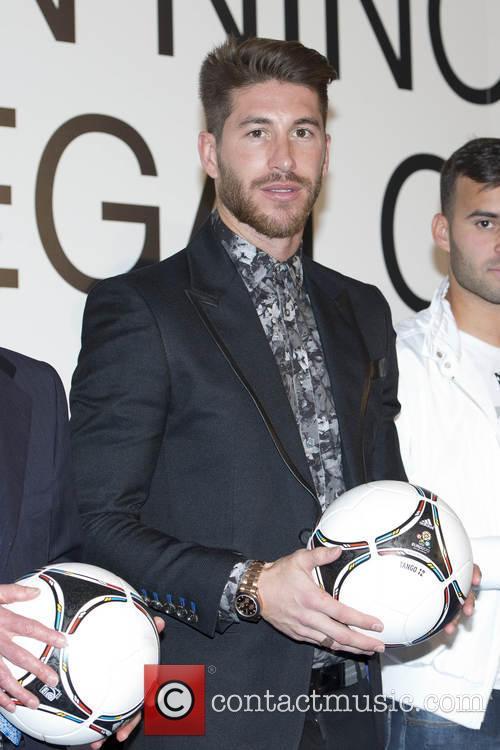 Real Madrid and Sergio Ramos 9