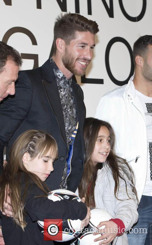 Real Madrid and Sergio Ramos 10