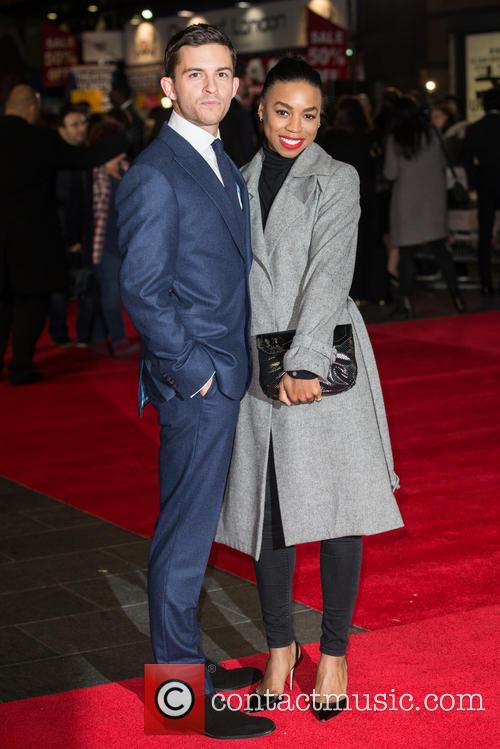 Testament, Jonathan Bailey and Pippa Bennett-warner 5