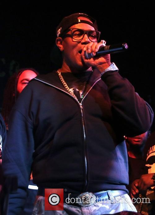 Master P performs at DGK X GPEN launch...