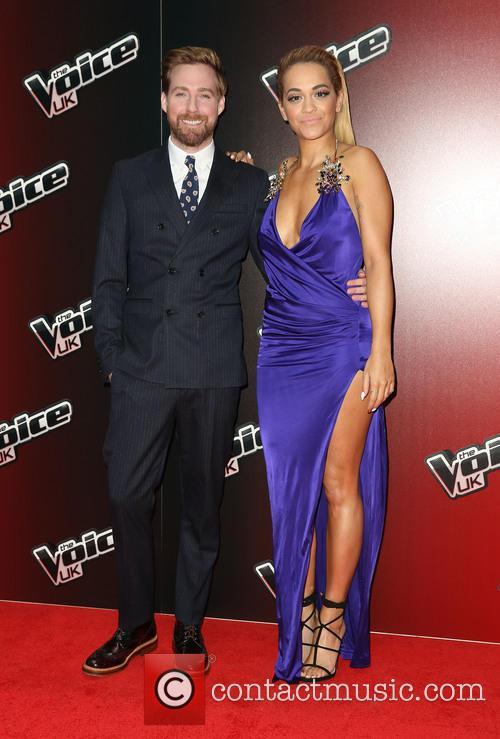 Rita Ora and Ricky Wilson 4