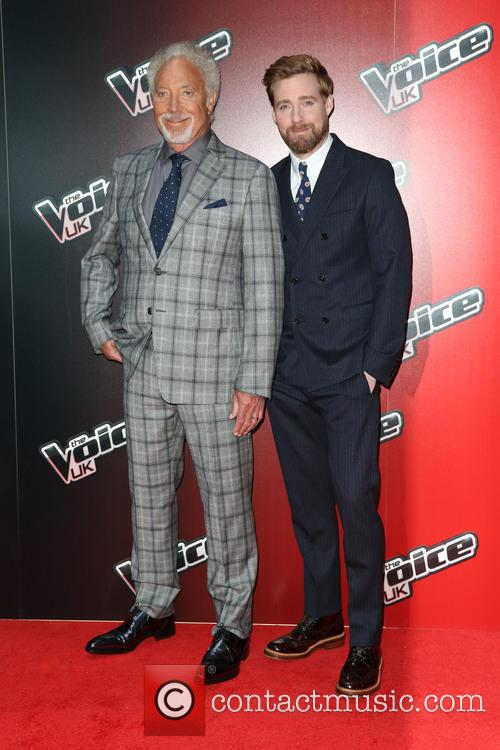 The Voice series 4 Launch - Arrivals
