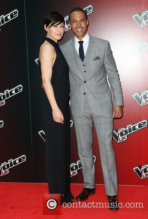 Emma Willis and Marvin Humes 9