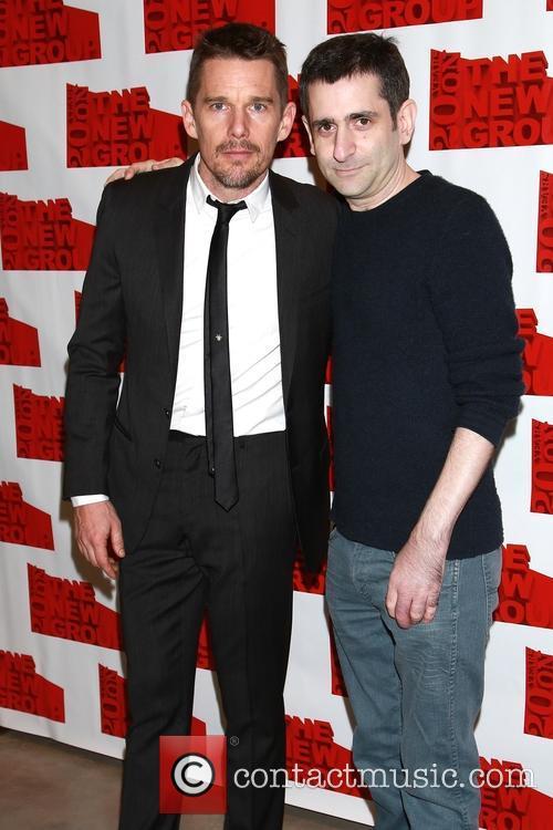 Ethan Hawke and Jonathan Marc Sherman 4