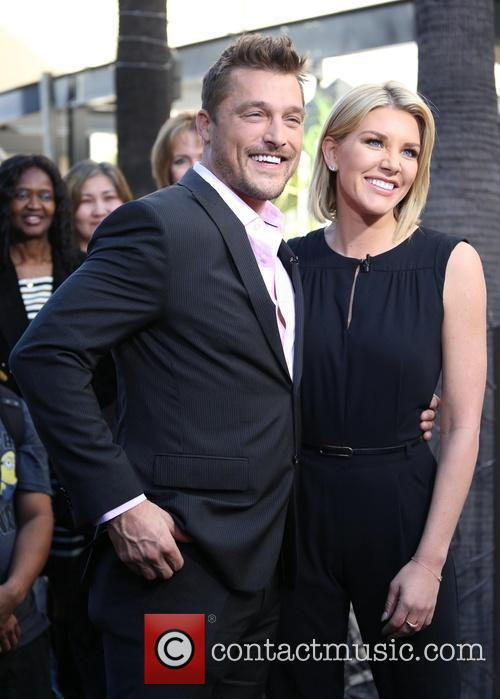 Chris Soules and Charissa Thompson 9