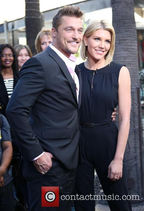 Chris Soules and Charissa Thompson 10