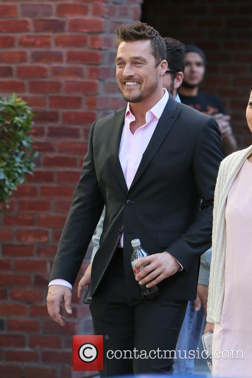 Chris Soules appears on 'Extra'