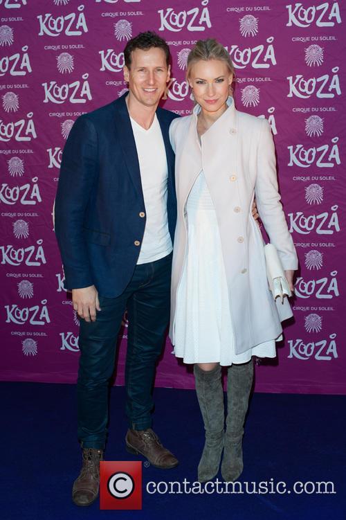 Brendan Cole and Zoe Hobbs 2