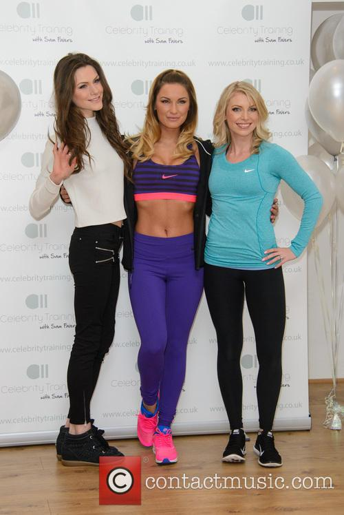 Sam Faiers and Samantha Faiers 3