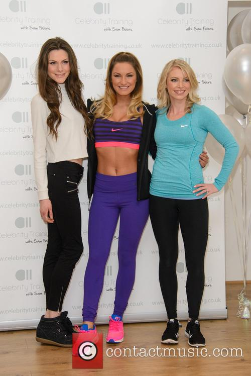 Sam Faiers and Samantha Faiers 4