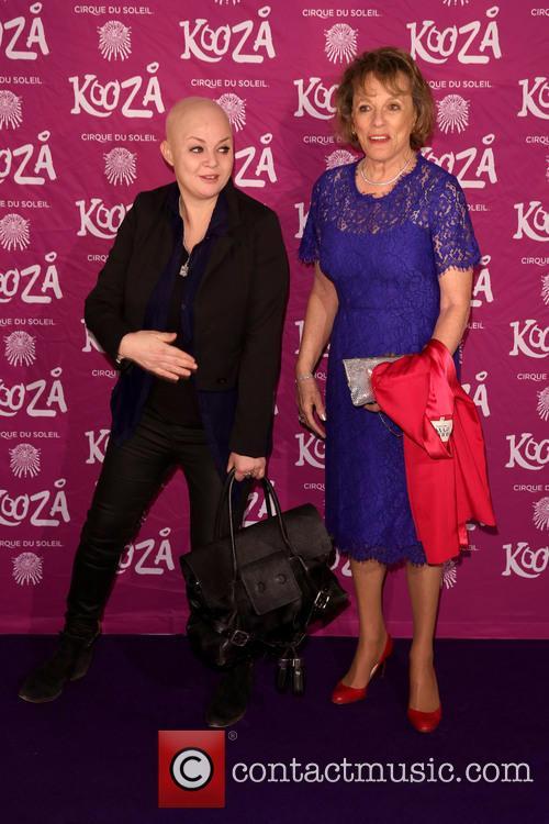 Gail Porter and Esther Rantzen 3
