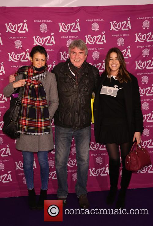 Lisa Snowdon, Dad and Sister 2
