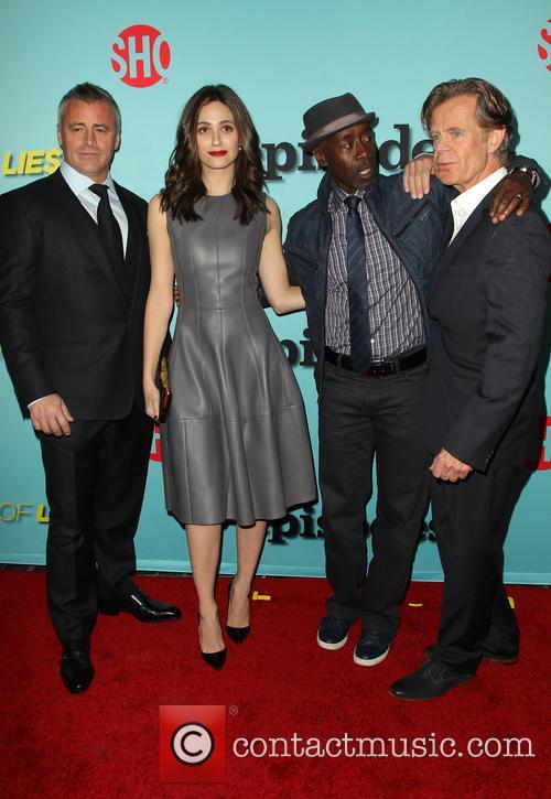 Matt Leblanc, Emmy Rossum, Don Cheadle and William H. Macy 3