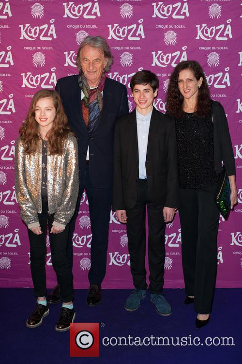 Cirque du Soleil's 'Kooza' - press night
