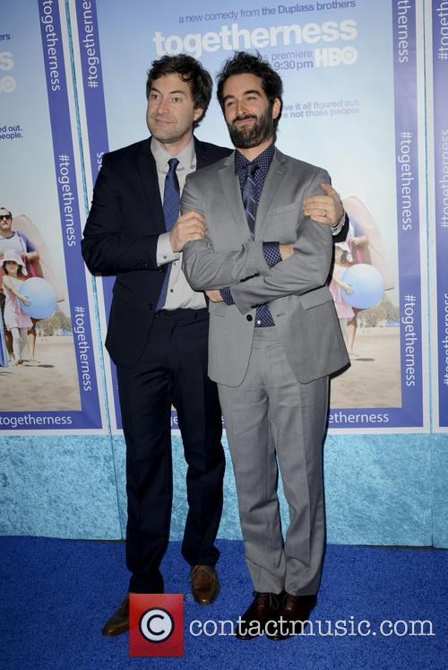 Jay Duplass and Mark Duplass 1