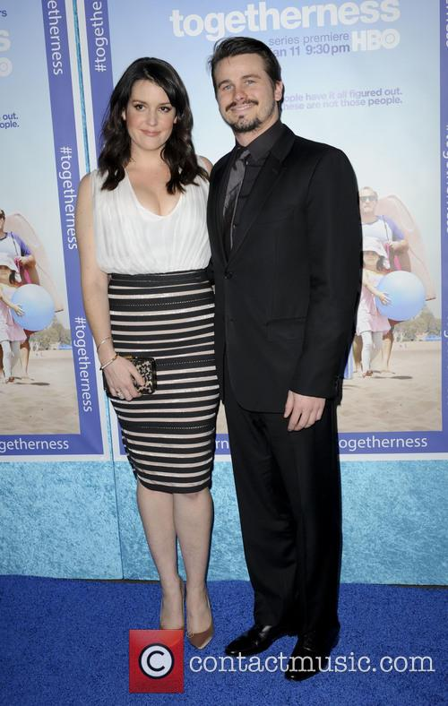 Melanie Lynskey and Jason Rutter 2