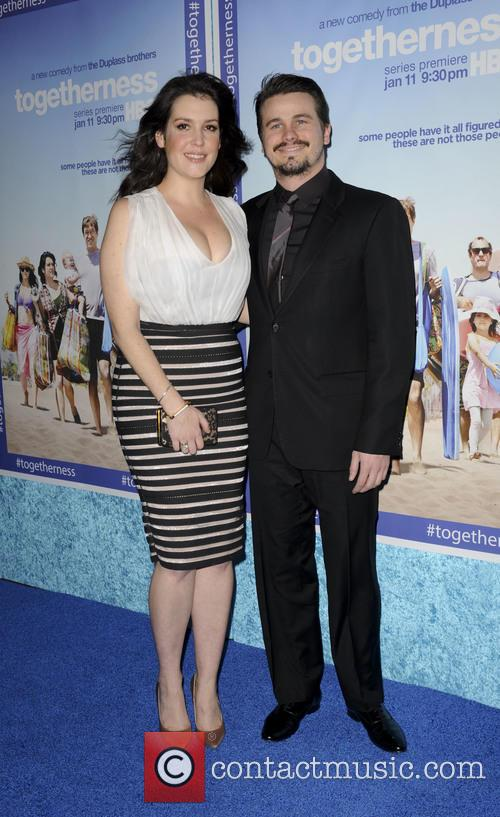 Melanie Lynskey and Jason Rutter 4