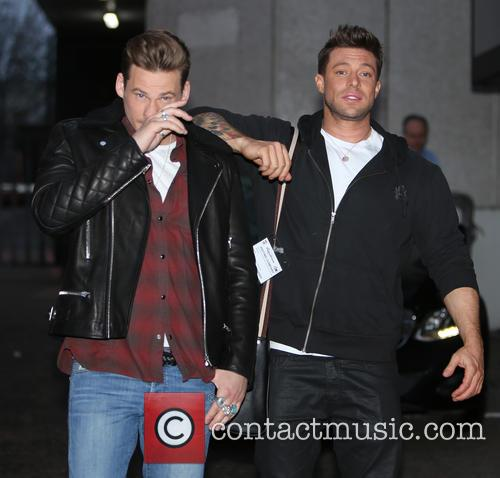 Blue, Lee Ryan and Duncan James 3