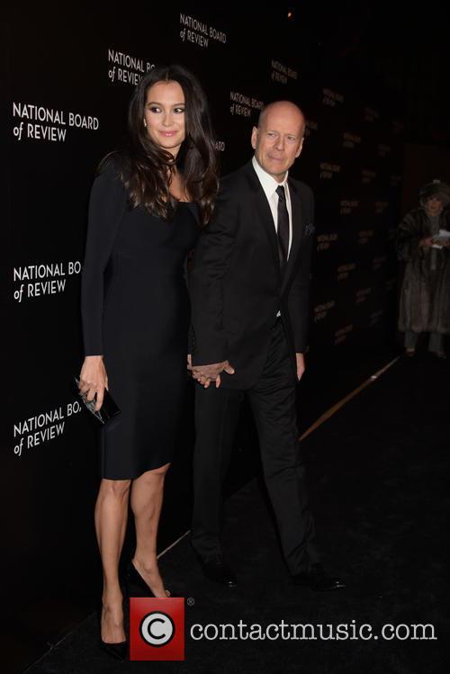 Emma Heming-willis and Bruce Willis 7