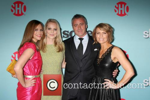 Andrea Savage, Mircea Monroe, Matt Leblanc and Kathleen Rose Perkins