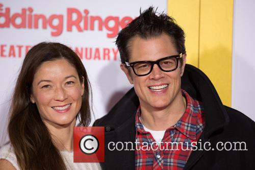 Naomi Nelson and Johnny Knoxville 10